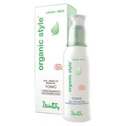 Тоник для снятия макияжа вокруг глаз Organic Style clean skin (Dzintars)