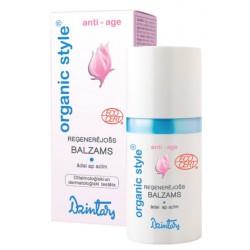 Регенерирующий бальзам для кожи вокруг глаз Organic Style anti-age (Dzintars)