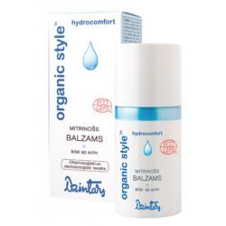 Увлажняющий бальзам для кожи вокруг глаз Organic Style hydrocomfort (Dzintars)
