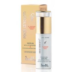 Сыворотка от морщин с эффектом лифтинга для сухой и чувствительной кожи лица Real Dream Anti-Wrinkle