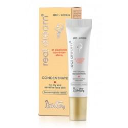 Концентрат от морщин для сухой и чувствительной кожи лица Real Dream Anti-Wrinkle (Dzintars)