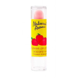 Гигиеническая помада Natural Aroma с ароматом клубники (Dzintars)
