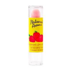 Гигиеническая помада Natural Aroma с ароматом клубники