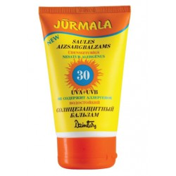 "Opalovací krém ""JURMALA"" SPF 30, 125 ml od Dzintars"