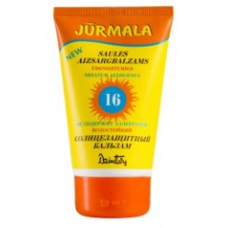 "Opalovací krém ""JURMALA"" SPF 16, 125 ml od Dzintars"