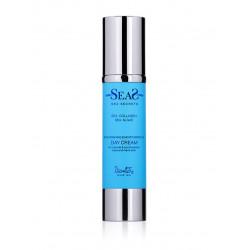 Питательный и увлажняющий дневной крем для нормальной и комбинированной кожи лица и шей - Sea Secrets