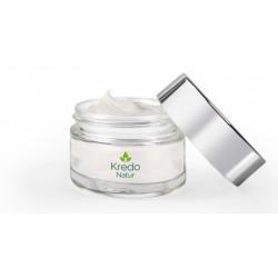 Intenzivně hydratační krém pro suchou a normální pokožku tváře a krku KREDO NATUR  (Dzintars)