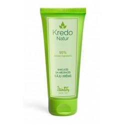 Питательный и смягчающий крем для ног KREDO NATUR