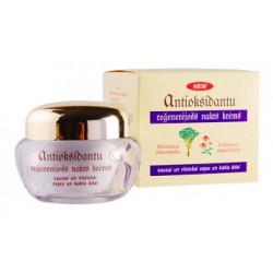 Антиоксидантный регенерирующий ночной крем для сухой и увядающей кожи лица и шеи АНТИОКСИДАНТНАЯ СЕРИЯ
