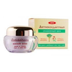 Увлажняющий крем для сухой и увядающей кожи, Антиоксидантная серия