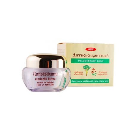 Hydratační krém pro suchou a vybledlou pokožku, Antioxidační série