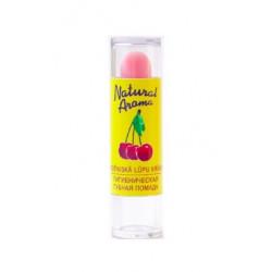 Гигиеническая помада Natural Aroma с ароматом вишни