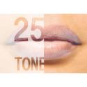 Rtěnka KREDO LUX, odstín č.25 (lehká perleť)