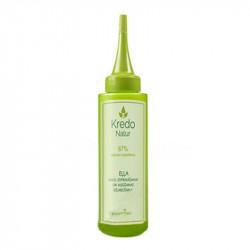 Масло для укрепления волос и стимулирования их роста Kredo natur, 100 мл