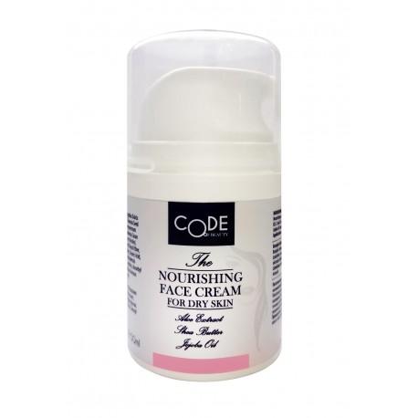 Питательный крем CODE OF BEAUTY для сухой кожи лица