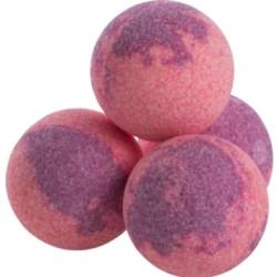 Šumivá koupelová bomba Violet (Fialka) od Ceano Cosmetics