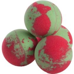 Šumivá koupelová bomba Papaya (Papája) od Ceano Cosmetics