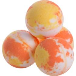 Бурлящая бомбочка для ванны Peach (Персик) от Ceano Cosmetics